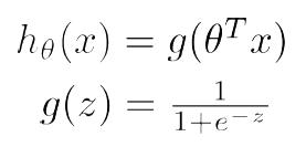 逻辑回归模型表达式-我爱公开课-52opencourse.com