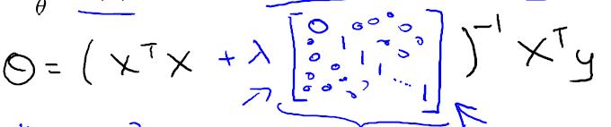 线性回归正则化Normal Equation-我爱公开课-52opencourse.com
