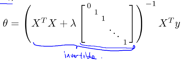 不可逆后的正规方程-我爱公开课-52opencourse.com