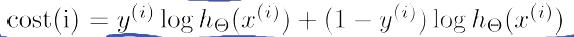 神经网络简化的代价函数-我爱公开课-52opencourse.com